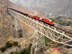 Foto Ferrocarril Central Andino