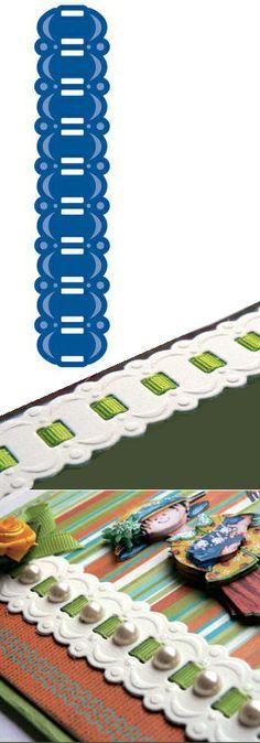 Marianne Design Creatables Die - ruban 1 LR0101