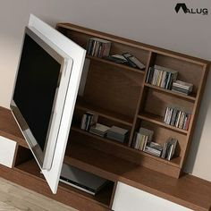4 Kinds of TV Furniture Tv Furniture, Furniture Design, Rack Tv, Tv Panel, Muebles Living, Tv Wall Decor, Tv Wall Design, Tv Storage, Hidden Storage
