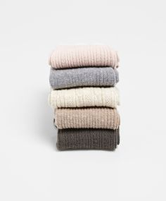 Pack of soft socks