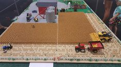 Indiana State Fair LEGO display | by Beyond the Brick