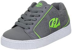 Heelys Propel 2.0 Skate Shoe Color Black/white Colours Are Striking little Kid/big Kid