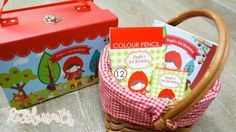 Little Red Riding Hood Party with Such Cute Ideas via Kara's Party Ideas | KarasPartyIdeas.co #BigBadWolf #Party #Ideas #Supplies (3)