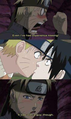 I've had experience kissing!
