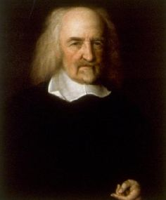 """Thomas Hobbes:  """"The first and fundamental law of Nature ... is """"to seek peace and follow it."""" The second, the sum of the right of Nature ... is, """"by all means we can to defend ourselves.""""  http://www.whatwouldthefoundersdo.org/showQuote.aspx?q=378"""
