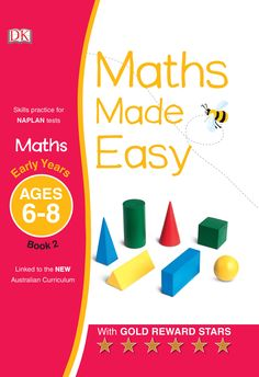 The Maths Made Easy series has been adapted from the bestselling UK series to support classroom teaching for children aged between 4 and 10. It is linked in to the new Australian K-6 Curriculum, so is in line with national benchmarks. Read More →