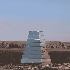 A Mirrored Tower Of Babel Installation – iGNANT.de