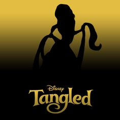 Tangled [Nathan Greno & Byron Howard, 2010] «20 Minimalist Disney Covers Author: Draik Jack»
