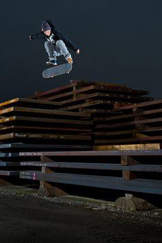 #skateboarding #trick