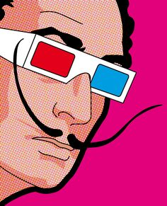Pop Icon - Savador Art Print by Greg-guillemin | Society6