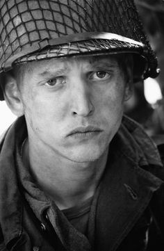 Saving Private Ryan. Private Jackson. aka Barry Pepper