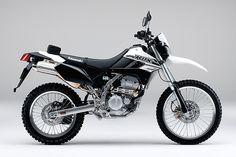 【カワサキ】KLX250の2016年モデルを発表 車両情報::バイクブロス-ニュース&トピックス