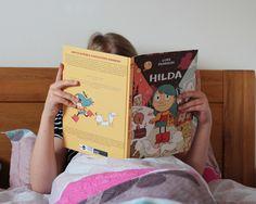 Do postele jedině s Hildou