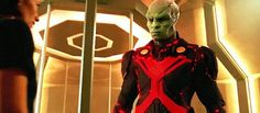 Martian Manhunter J'onn J'onnz/Hank Henshaw on CBS Supergirl played by awesome David Harewood