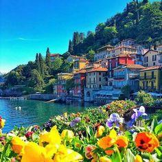 Lago de Como, Italia ...placestoseebefore...