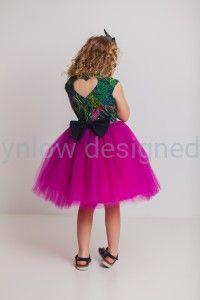 Sukienka balowa serce