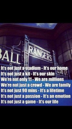 Rangers Football, Rangers Fc, Brian Laudrup, We Are Family, Glasgow, True Quotes, Chefs, Club, Board