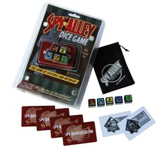 Spy Alley: Dice Game