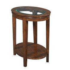 Kincaid Furniture - Elise Oval End Table - 77-020