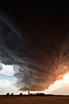 Grande tempestade USA.