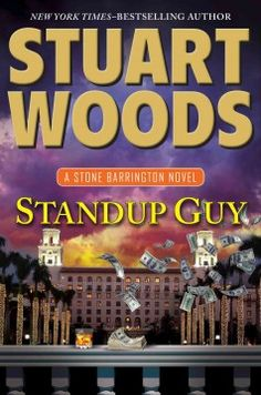 Standup guy by Stuart Woods.  Click the cover image to check out or request the suspense and thrillers kindle.