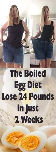The Boiled Egg Diet – Lose 24 Pounds In Just 2 Weeks – Sk/Ms