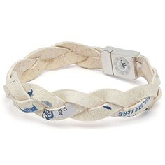 Kansas City Royals Tokens & Icons Game-Used Baseball Bracelet