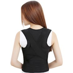 GOGO Posture Spine Corrector For Teenager & Adults, Breathable Back Brace