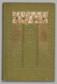 'Pippa Passes' by Robert Browning. Dodd, Mead & Co., New York, 1903. Binding and decorations by Margaret Neilson Armstrong.