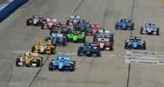 Fórmula Indy chega ao circuito misto de Mid-Ohio faltando quatro etapas para o fim do campeonato | VeloxTV