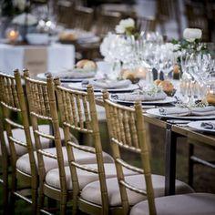 El encanto de la silla bambú | Crimons