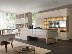LARGO-FG LARGO-LG AVANCE-LG Leicht kitchen