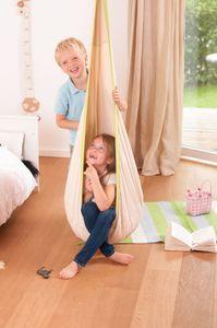 Swing Chair for Kids by La Siesta - Organic Cotton Joki Planet Nest - Turtle Hammock In Bedroom, Kids Hammock, Outdoor Hammock, Hanging Hammock, Hammock Chair, Hammock Stand, Swinging Chair, Hammocks, Sensory Swing