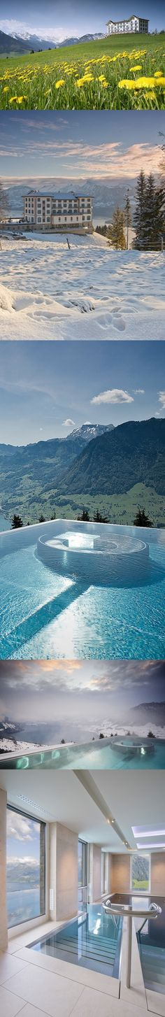 ♂ Luxury Hotel The Villa Honegg is a unique 5-star superior establishment in the heart of Switzerland on mount Bürgenstock. from http://www.villa-honegg.ch/#!/en/