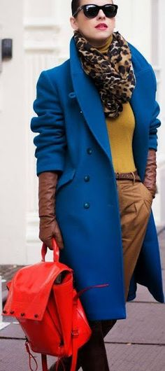 Fashionista: High Quality Coat and Scarf ♡✿♔Life, likes and style of Creole-Belle♔✿✝♡ Look Fashion, Womens Fashion, Fashion Trends, Fall Fashion, Fashion Ideas, Looks Style, My Style, Best Street Style, Moda Boho