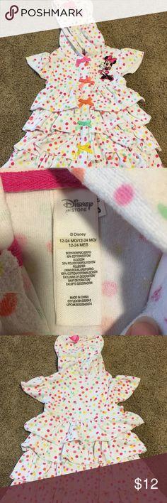Disney Store Terri towel bathing suit cover Disney Swim Coverups