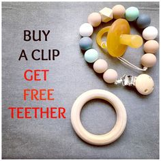Amazing deal  #baby #toy #teether #silicone #dummyclip #teething #babygift #babyshower