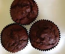 Recipe Double Chocolate Banana Muffins by Karina Kirk - Recipe of category Baking - sweet