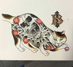 Monmon cat alla Darko