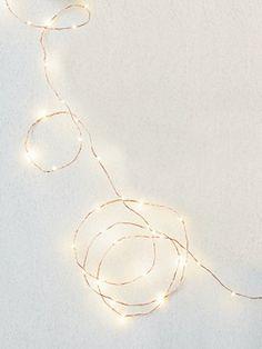 Copper Wire Led Strands - Pendleton