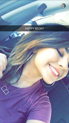 (2) becky g snapchat - Cerca su Twitter