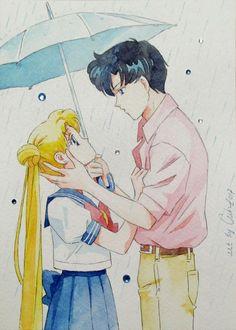 Художественные работы/by ASH/Anime art