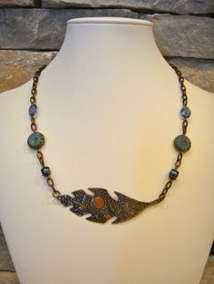 Blue in Bloom (Lima Beads Design Gallery)