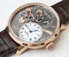 Arnold and Son DSTB Watch Hands-On