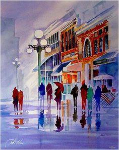 """John Ebner - """"Sudden Showers"""""""