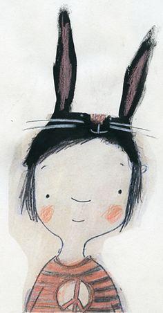 manon gauthier, bunny girl
