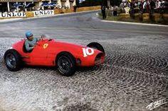 Alberto Ascari Ferrari  Grand Prix Of France Reimsgueux