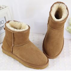 Wholesale/retail ! Classic waterproof cowhide genuine leather snow boots warm shoes for women Free shipping #electronicsprojects #electronicsdiy #electronicsgadgets #electronicsdisplay #electronicscircuit #electronicsengineering #electronicsdesign #electronicsorganization #electronicsworkbench #electronicsfor men #electronicshacks #electronicaelectronics #electronicsworkshop #appleelectronics #coolelectronics