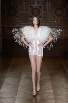 Serkan Cura - Couture - Spring-summer 2013 - Flip-Zone