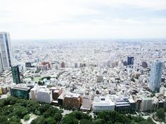 https://flic.kr/p/smATnP | The View from The North Observatory, Tokyo Metropolitan Government Building No.1 | 東京都庁第一本庁舎 北展望室 景色